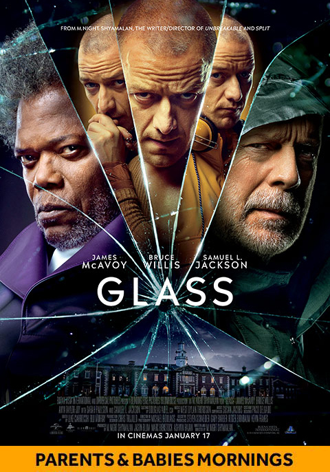 Glass - Parents and Babies Mornings