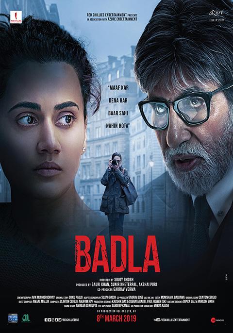 Badla [Hindi]