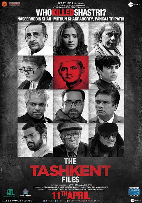 The Tashkent Files | Now Showing | Book Tickets | VOX