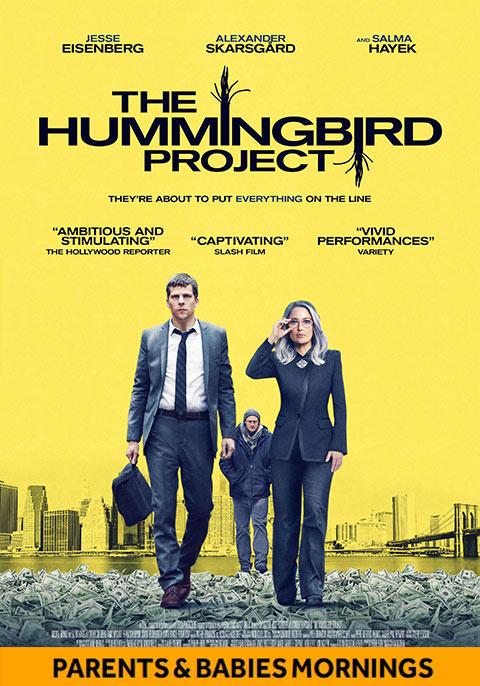 The Hummingbird Project-Parents & Babies Morning | Now