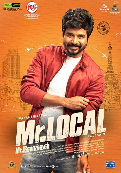 Mr. Local [Tamil]