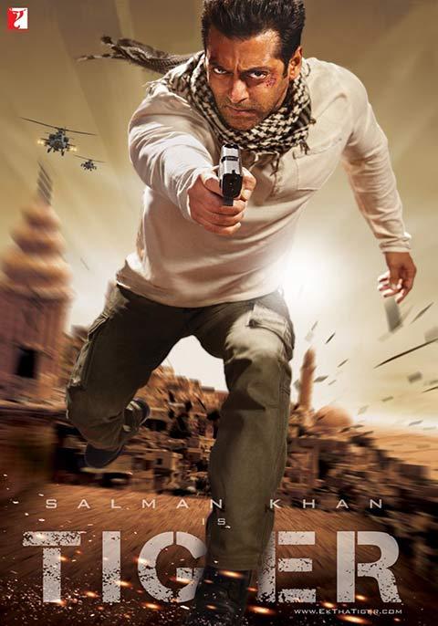 Ek Tha Tiger - Salman Khan Film Festival [Hindi]