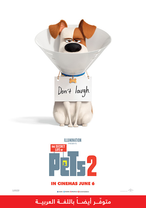 The Secret Life of Pets 2 [Arabic]