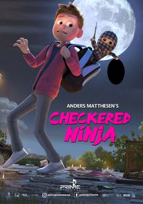 Checkered Ninja