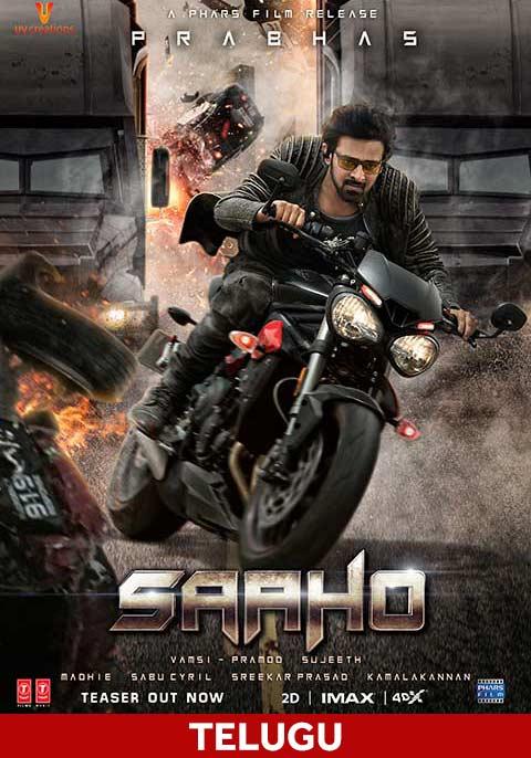 Saaho [Telugu]