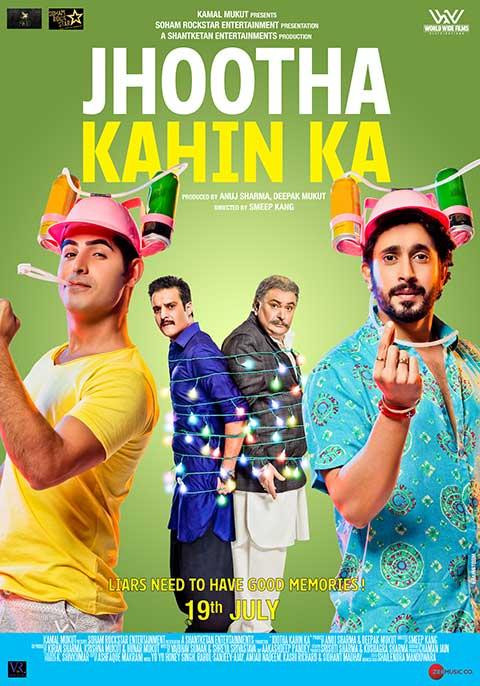 Jhootha Kahin Ka [Hindi]