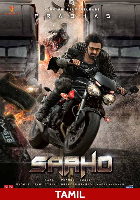Saaho [Tamil]