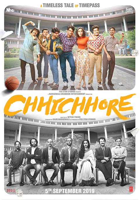 Chhichhore [Hindi]