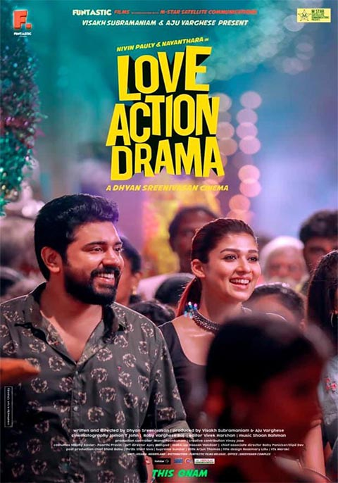 Love Action Drama [Malayalam]