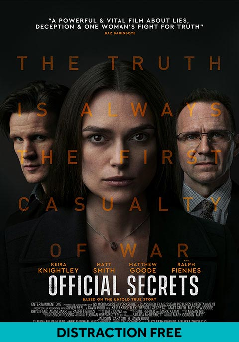 Official Secrets (Distraction Free)