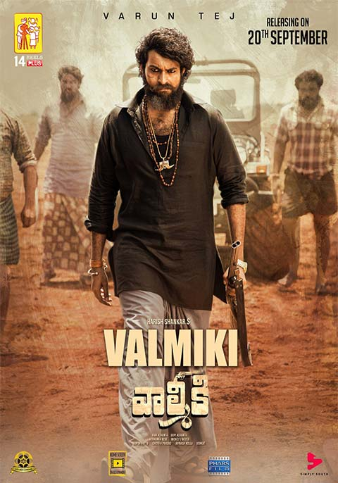 Valmiki [Telugu]