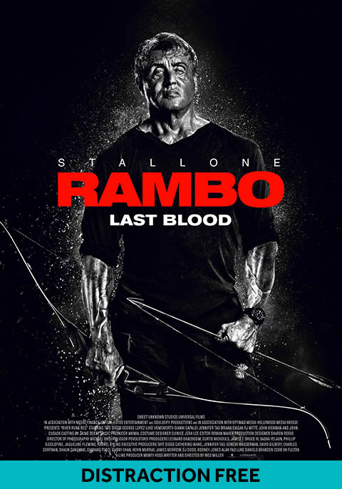 Rambo: Last Blood (Distraction Free)