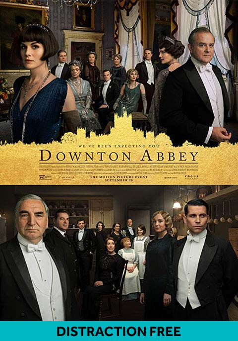 Downton Abbey (Distraction Free)