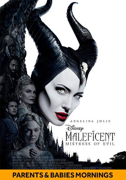 Maleficent: Mistress of Evil--Parents & Babies Mor