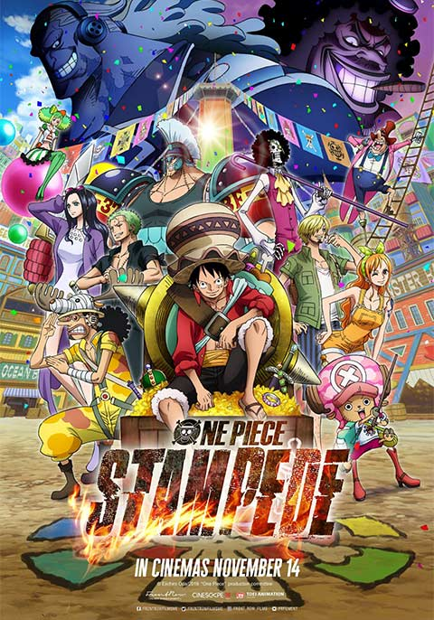 One Piece: Stampede [Japanese]