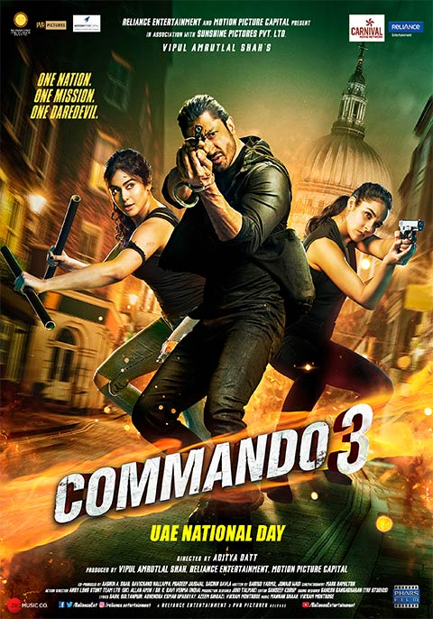 Image result for commando 3