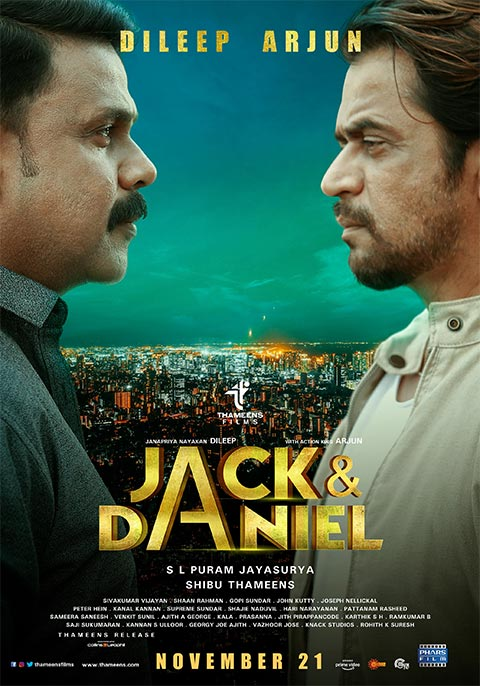 Jack & Daniel [Malayalam]
