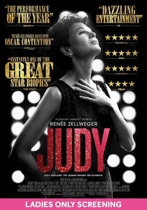 Judy-Ladies Night Screening