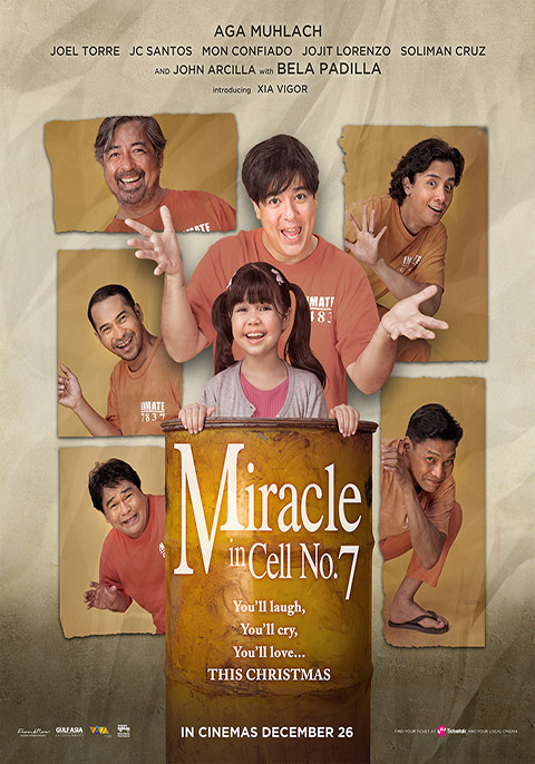 Miracle in Cell no 7 [Tagalog]