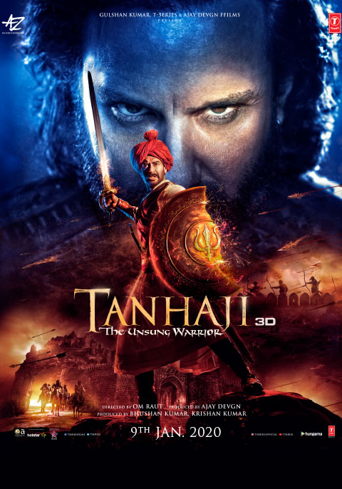Tanhaji: The Unsung Warrior [Hindi]