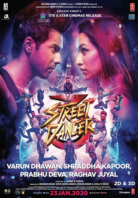 Street Dancer  [Hindi]