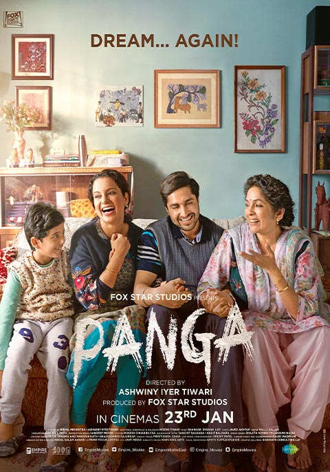 Panga [Hindi]