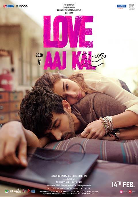 Love Aaj Kal [Hindi]