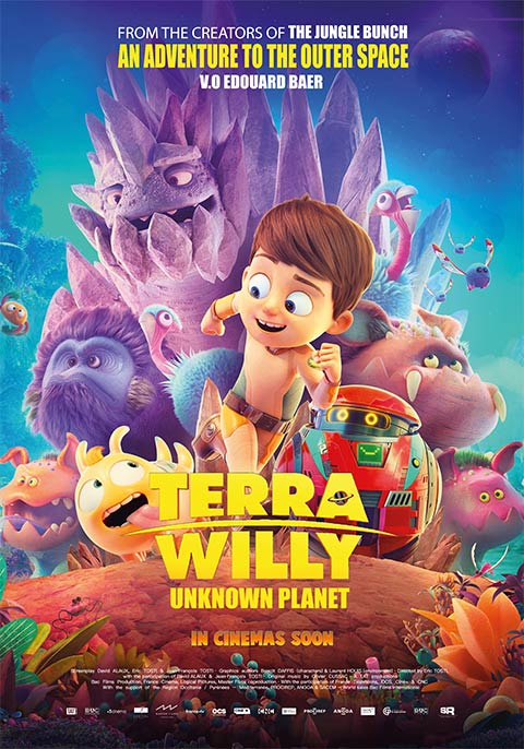 Terra Willy :Unknown Planet