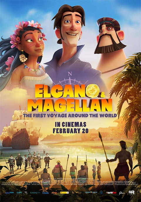 Elcano & Magellan: The First Voyage Around the