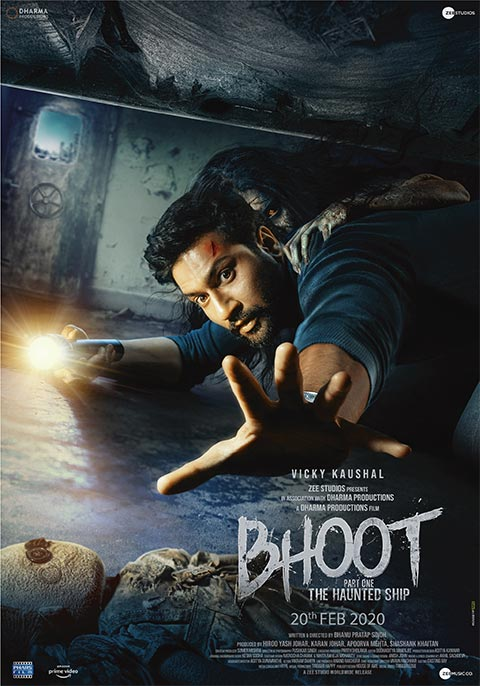 Bhoot - P1 : The Haunted Ship [Hindi]