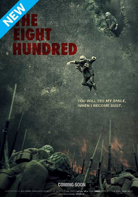 The Eight Hundred [Chinese ]