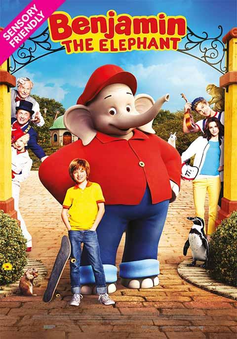 Benjamin The Elephant:Sensory Friendly Screening