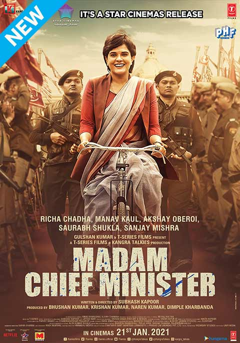 Madam Chief Minister [Hindi]
