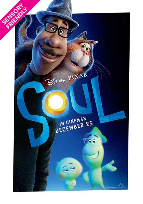 Soul-Sensory Friendly Screening