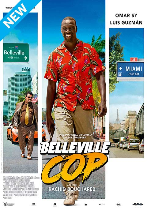 Belleville Cop [English,French]