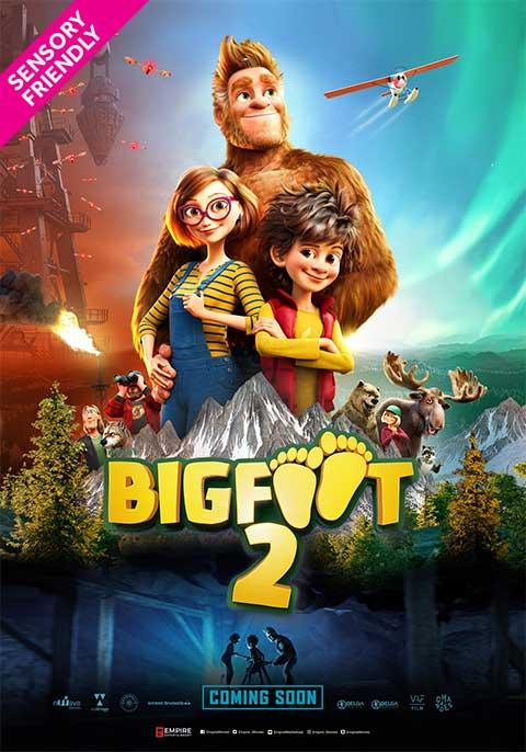 Bigfoot 2-Sensory Friendly Screening