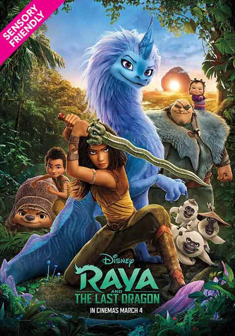 Raya & The Last Dragon-Sensory Friendly Screening