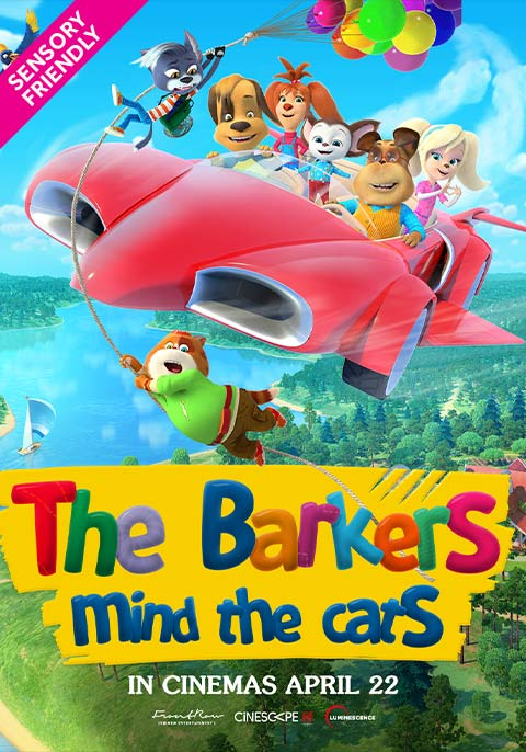 The Barkers: Mind The Cats-Sensory Friendly Screen