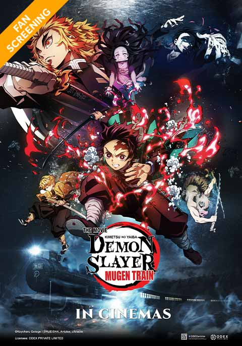 Demon Slayer-Mugen Train Fan Screening [Japanese]