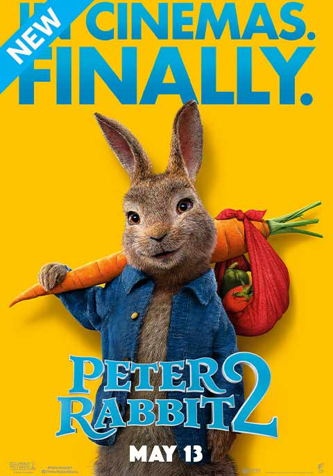 Peter Rabbit 2: Rabbit On The Run