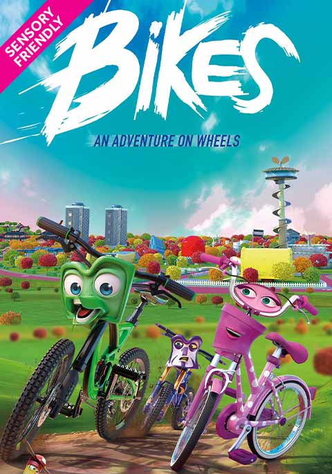Bikes-Sensory Friendly Screening