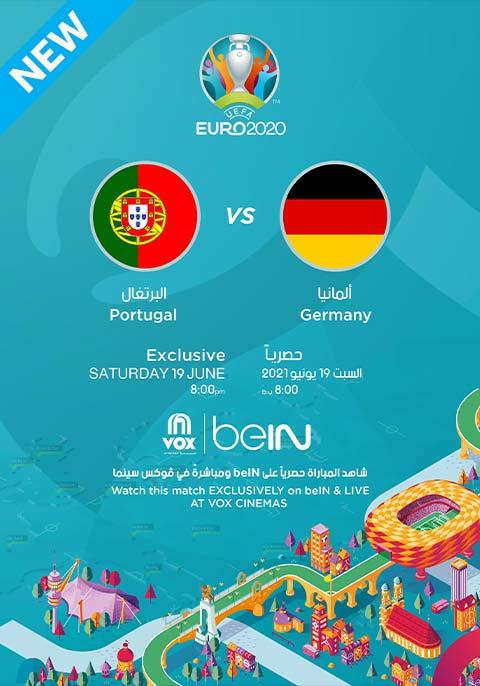 UEFA EURO 2020: Portugal vs Germany [Arabic]