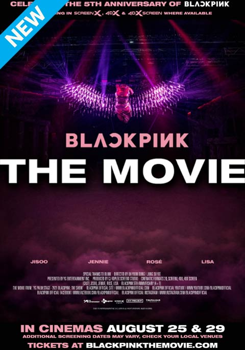 BLACKPINK THE MOVIE [Korean]