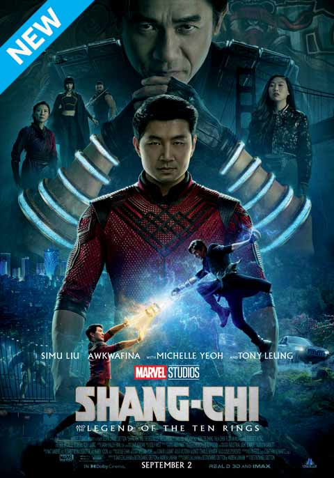 Shang - Chi : The Legend of the 10 Rings